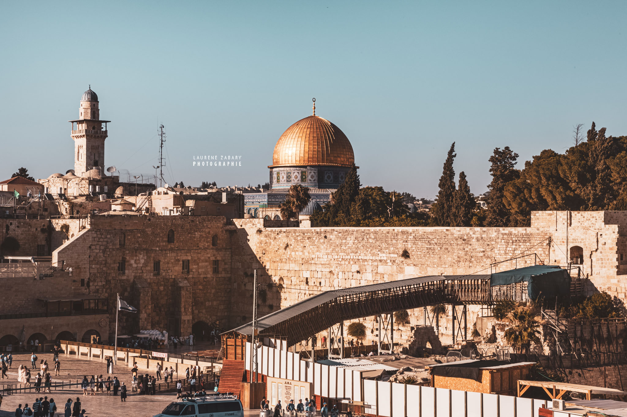 Photos de voyage en Israël en juin 2018 par la photographe professionnelle Laurène Zabary | District de Jérusalem | Jerusalem